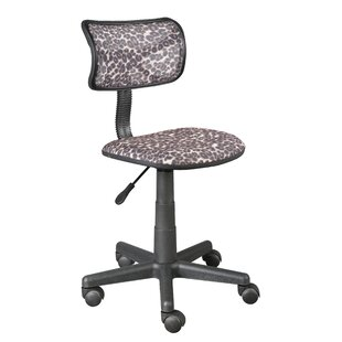 Awesome Leopard Mesh Desk Chair