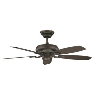 Best 52 Roosevelt 5-Blade Ceiling Fan By Concord Fans