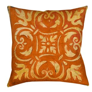 Samford Printed Throw Pillow