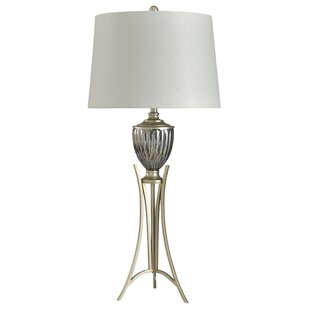 Low priced Pitts 35 Table Lamp By World Menagerie