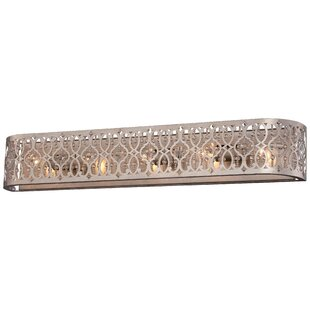 Willa Arlo Interiors Bel Florentine 5-Light Bath Bar