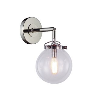 Shop For Roman 1-Light Armed Sconce By Corrigan Studio