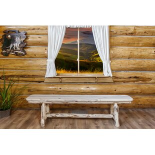 Abordale Plank Bench by Loon Peak