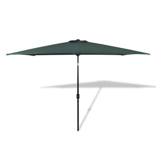 3m X 2m Rectangular Traditional Parasol By Freeport Park