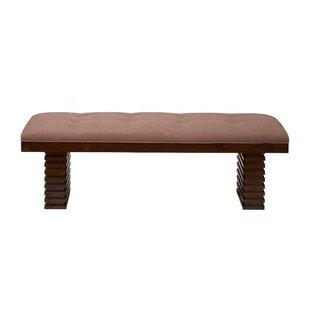 Ivy Bronx Gladwin Upholstered Bench