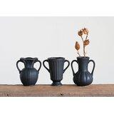 Keim Ceramic 3 Piece Table Vase Set
