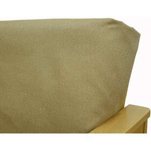 Tumbleweed Box Cushion Futon Slipcover by Easy Fit