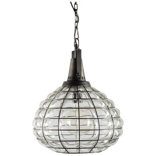 Curtiss 1-Light Pendant by 17 Stories