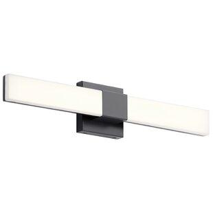 Orren Ellis Beeks 1-Light LED Vanity Light