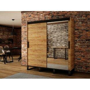 Della 2 Door SlidingWardrobe By Union Rustic
