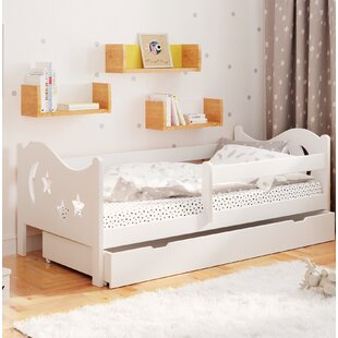 Stars And Moon Bed With Drawers By Nordville