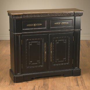 2 Drawer 2 Door Accent Cabinet by AA Importing