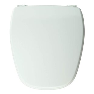 Trumbull Church Norwall Wood Round Toilet Seat
