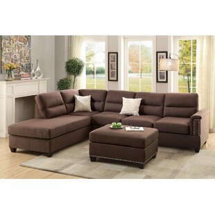 Wardlow Reversible Sectional by Winston Porter