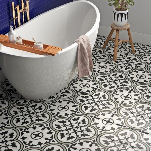 Art Deco Floor Tile Wayfair