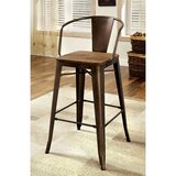 Weon 25.5 Bar Stool (Set of 2) by 17 Stories