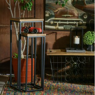 Burlwood Nesting Plant Stand by Williston Forge