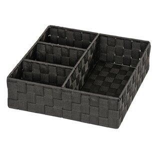 Adria Plastic Storage Box By Rebrilliant