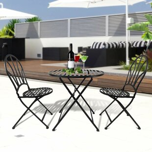 Haskell 2 Seater Bistro Set By Sol 72 Outdoor
