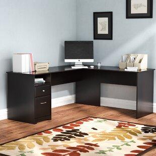 Red Barrel Studio Hillsdale L-Shaped Executive Desk