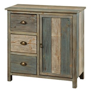 Selma 3 Drawer 1 Door Cabinet by Loon Peak