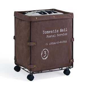 laundry hamper on wheels metal collapsible laundry clothing hamper with wheels wayfair