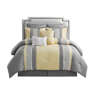 Laney 8 Piece Comforter Set