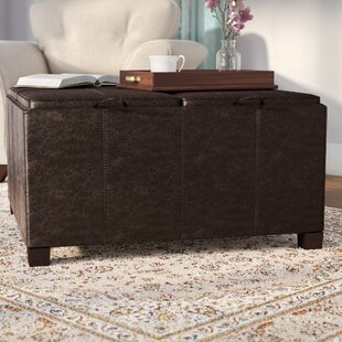 Hoeft Storage Ottoman by Three Posts