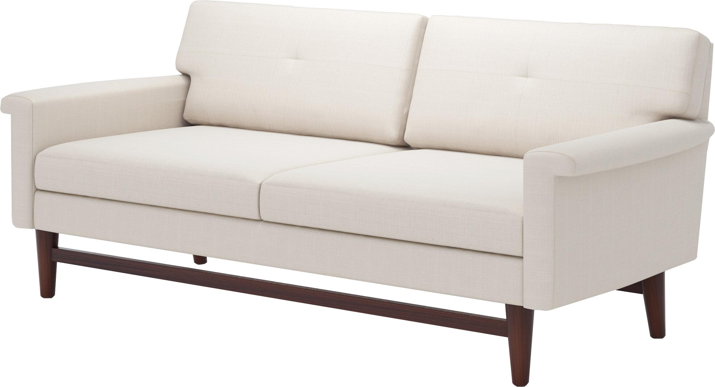 Diggity 78 condo sofa allmodern