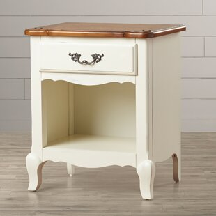 Winon 1 Drawer Nightstand by August Grove