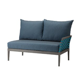 Weathers Standard Loveseat by Bungalow Rose