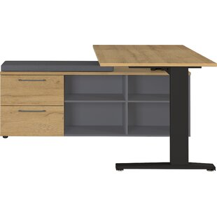 Miabella Desk By Ebern Designs