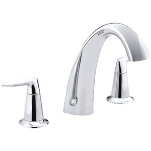 Alteo Bath Faucet Trim, Valve Not Included