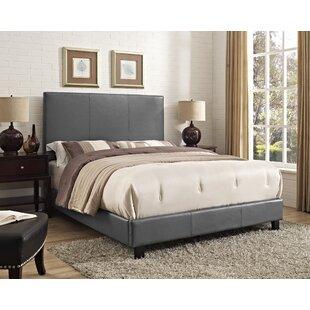 Mercury Row Jana Queen Upholstered Panel Bed