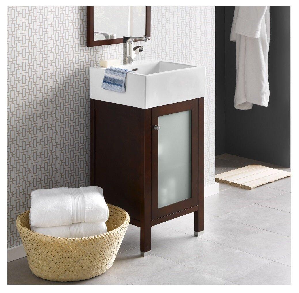 Ronbow Cami 17 Single Bathroom Vanity Set Perigold