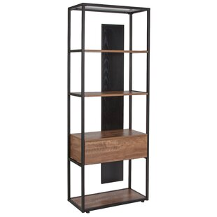 Deals Katharina Etagere Bookcase by Union Rustic