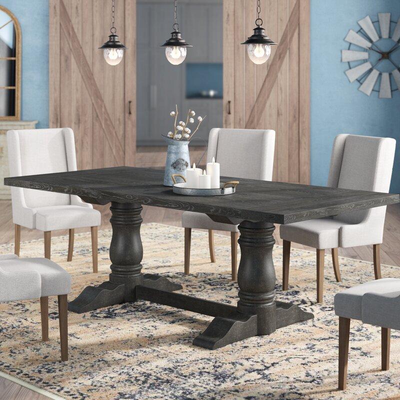 Charlton Home Bostwick Dining Table Reviews Wayfair