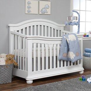 Look for 4-in-1 Convertible Crib ByHarriet Bee
