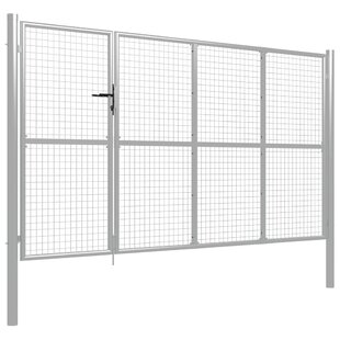 Tanna Steel Gate By Sol 72 Outdoor