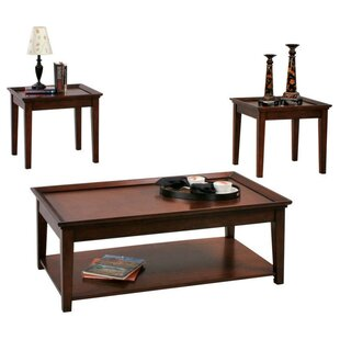 Progressive Furniture Inc. Encore 3 Piece Coffee Table Set