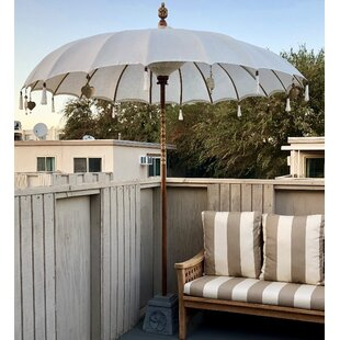 Bloomsbury Market Naugle Outdoor 10' Patio Beach Umbrella