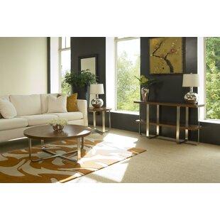 Artesia 3 Piece Coffee Table Set by Allan Copley Designs