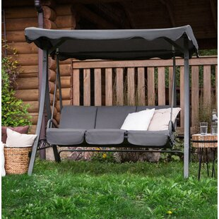 Addison 3 Seater Garden Swing Seat By Freeport Park