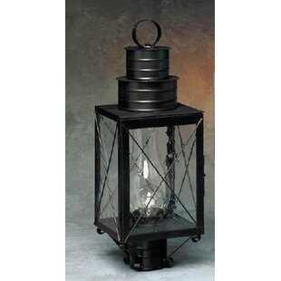 200 Series 1-Light Lantern Head by Brass Traditions