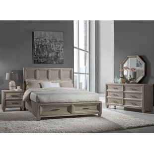 Laguna Panel Configurable Bedroom Set