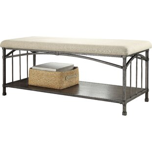 Vasser Storage Bench