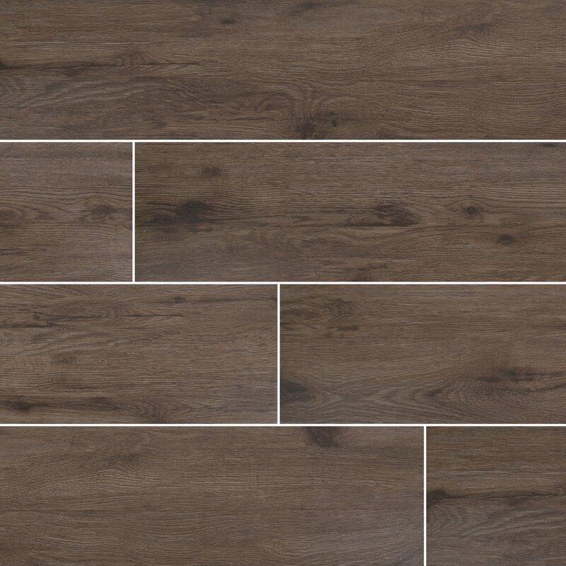 Msi Celeste 8 X 40 Ceramic Wood Look