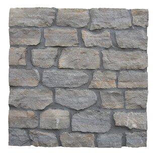 Laguna Loose Veneer Limestone Splitface Tile In Gray