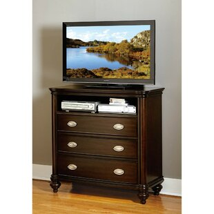 Dickie Contemporary Wooden 3 Drawer Chest By Darby Home Co