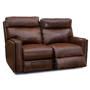 Graziano Leather Reclining Con..